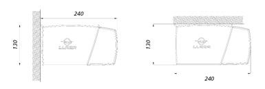 Dimensiones del Toldo Cofre Maticbox 350
