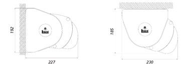 Dimensiones del Toldo Cofre Storbox 300